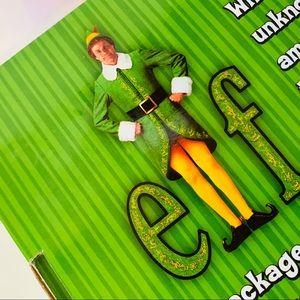 Elf Movie 4 Pack Glasses NIB